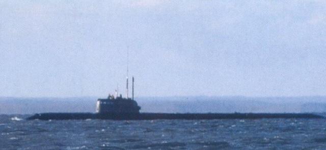 """При пожаре на атомной подводной станции """"Лошарик"""" погибли российские моряки"""