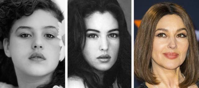 Красавицы Голливуда в детстве и сейчас (16 фото)
