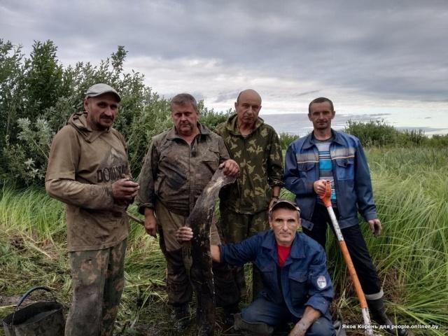 В Брестской области найден советский бомбардировщик (11 фото)