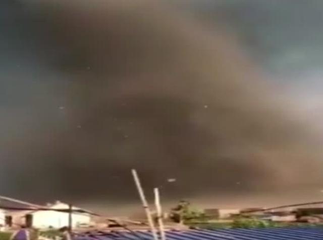 Экстремальная съемка торнадо в Китае