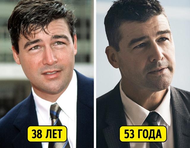 Голливудские актеры, которым уже давно за 50, а выглядят на десяток лет моложе (19 фото)
