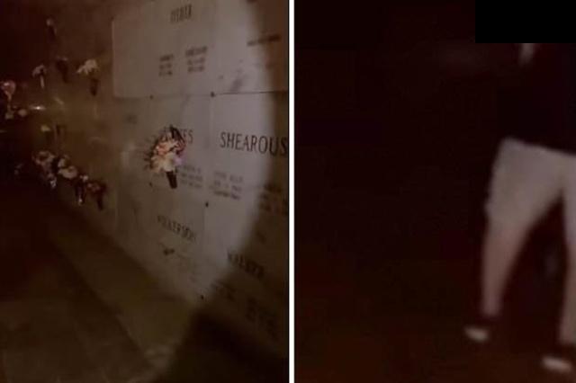 Охранник крематория снял жуткое видео, которое пугает не хуже любого фильма ужасов