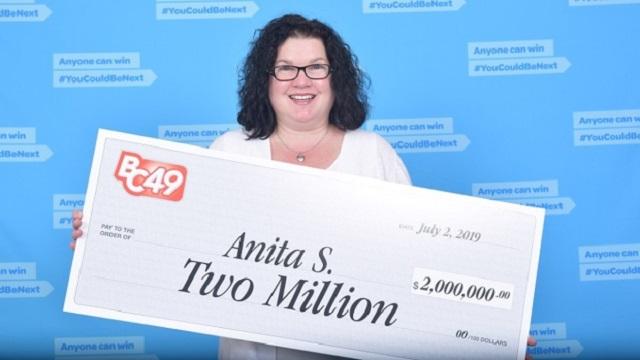 В Канаде женщина пошла поесть пиццу и случайно разбогатела на 2 миллиона долларов