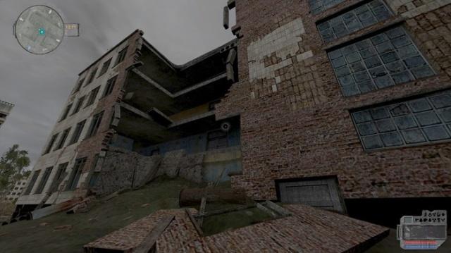 S.T.A.L.K.E.R.: Зов Припяти. Кадры из игры и реальность (20 фото)