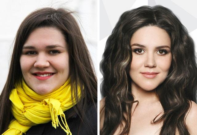 Артистки, которые смогли сбросить лишний вес и помолодеть на несколько лет (13 фото)