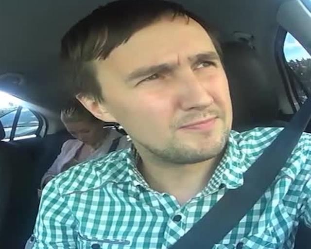 Злой питерский таксист