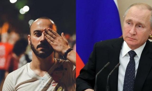 Путин рассказал, будут ли возбуждать уголовное дело на грузинского журналиста Георгия Габуния, оскорбившего его в эфире