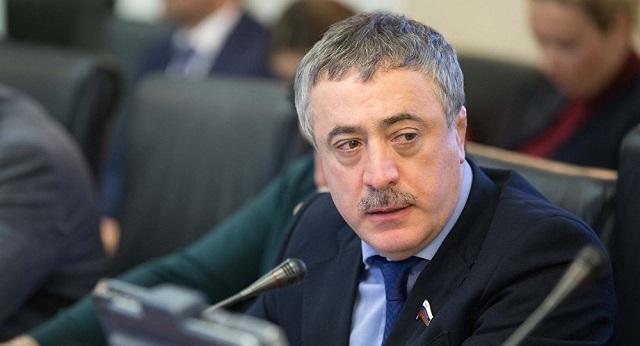 Сенатор Арсен Фадзаев призвал казнить грузинского ведущего, который обругал Путина