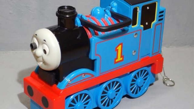 Опасный паровозик Томас (5 фото + видео)
