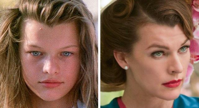 Голливудские звезды в своей первой и последней роли (15 фото)