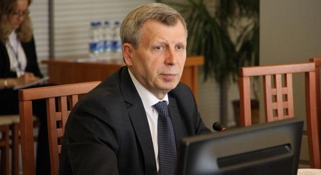 Задержан замглавы ПФР Алексей Иванов