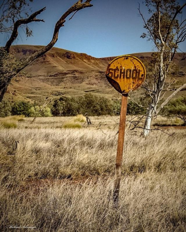 Виттенум - город призрак в Австралии (11 фото)