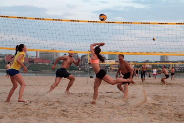 Мяч для игры в волейбол, как предмет роскоши (4 фото)