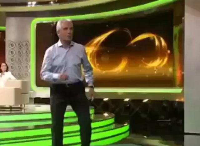 Трюк в исполнении Клауса Фишера