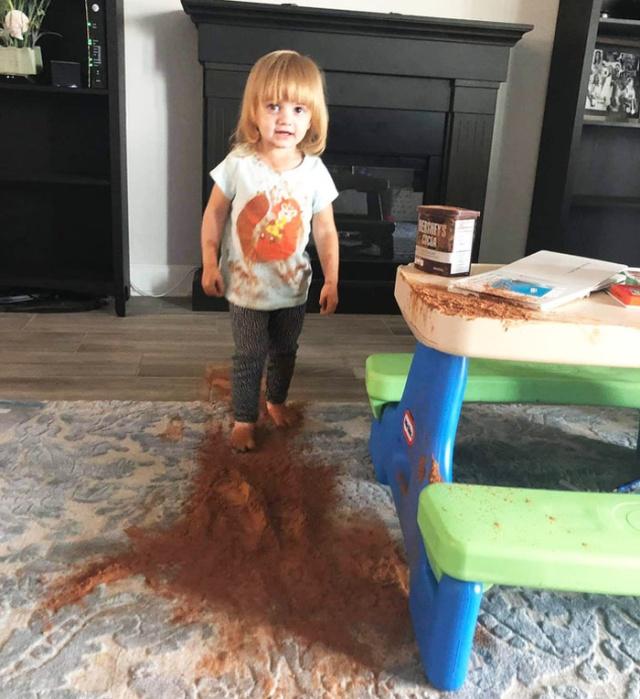 Быть родителем - непростая задача (19 фото)