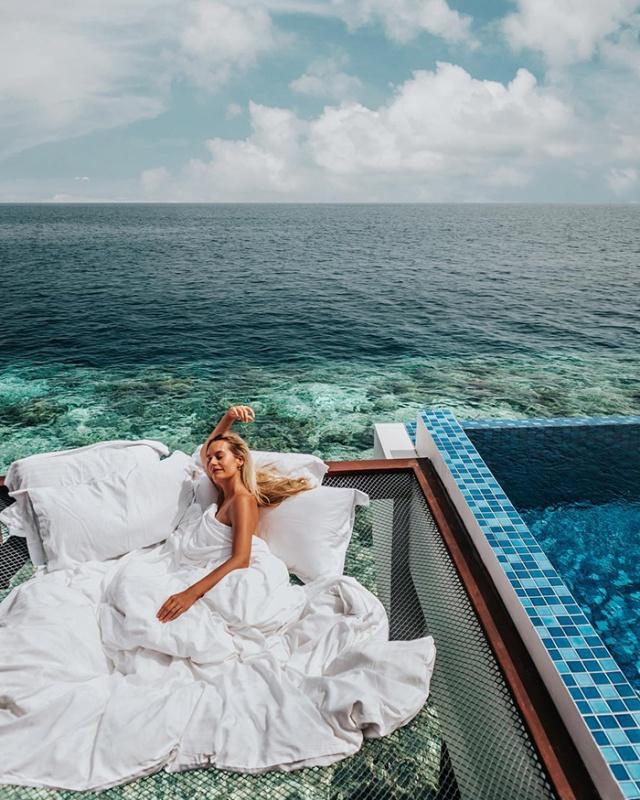 Сон под открытым небом за 400 долларов (8 фото)