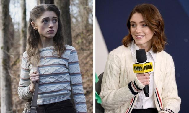 """Как изменилась внешность актеров сериала """"Очень странные дела"""" (13 фото)"""