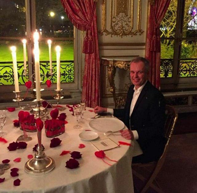 Министр экологии Франции Франсуа де Рюжи подал в отставку из-за фотографий шикарных трапез (3 фото)