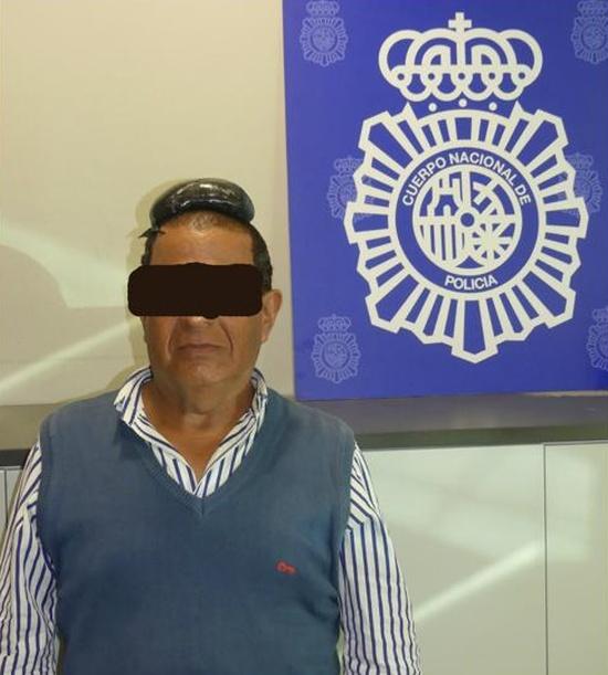 Контрабандист-неудачник из Колумбии (2 фото)