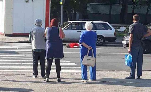 Случай в Бобруйске (2 фото)