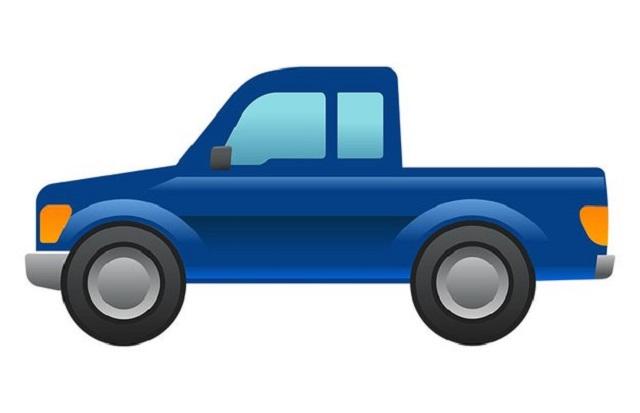 """Компания Ford Ford создала """"первый в мире эмодзи-пикап"""""""