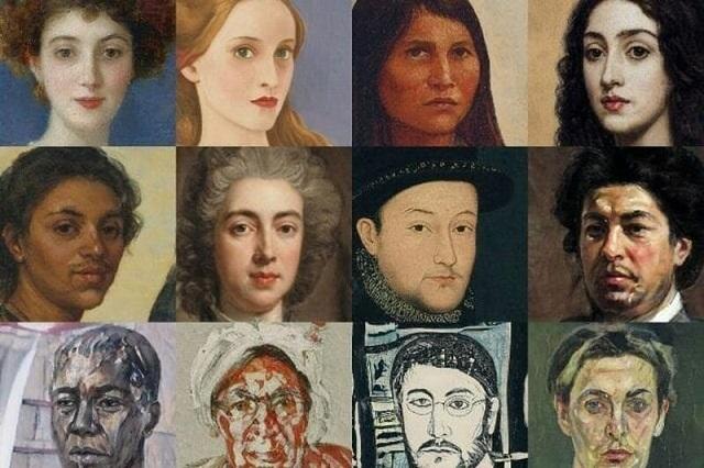 Пользователи увлеклись новым приложением, которое превращает фотографии  в портреты эпохи Возрождения (14 фото)