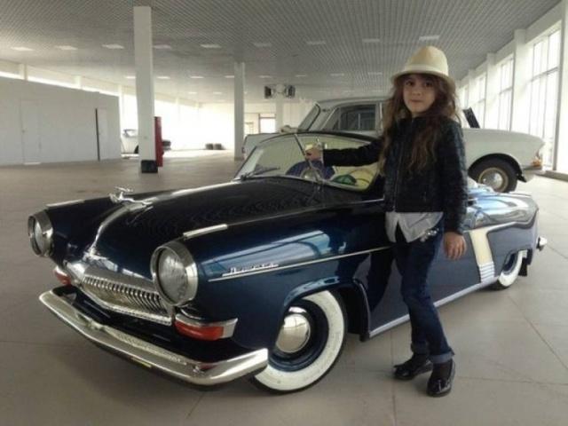 Когда дочка захотела новый автомобиль (10 фото)