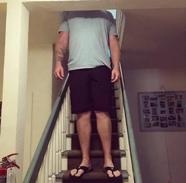 Проблемы высоких людей (28 фото)