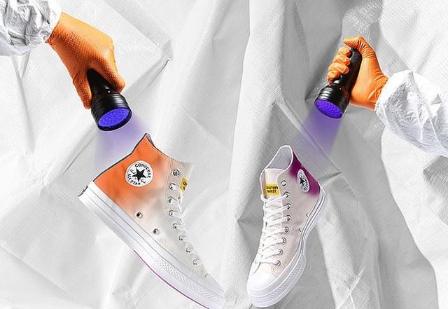 Обувь, которая меняет цвет (5 фото + видео)