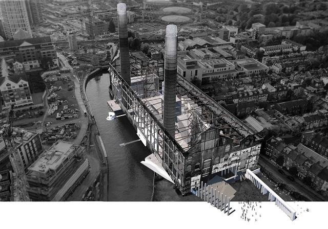 В Лондоне планируют открыть эко-крематорий (8 фото)