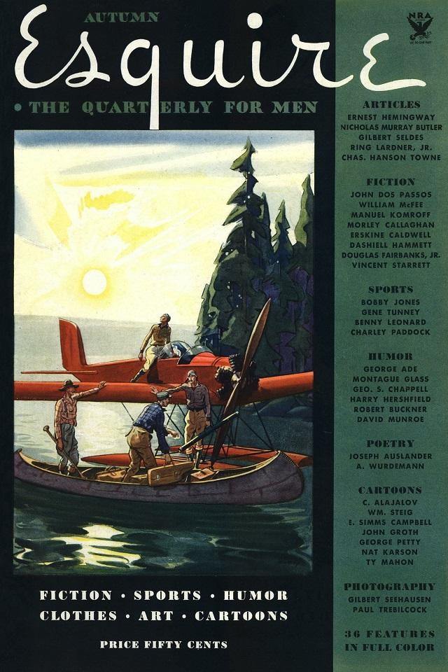 Самые первые обложки популярных журналов, которые выпускаются по сей день (15 фото)