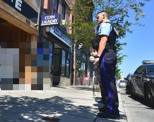 Как в Канаде борются с нелегальными торговцами марихуаной (3 фото)