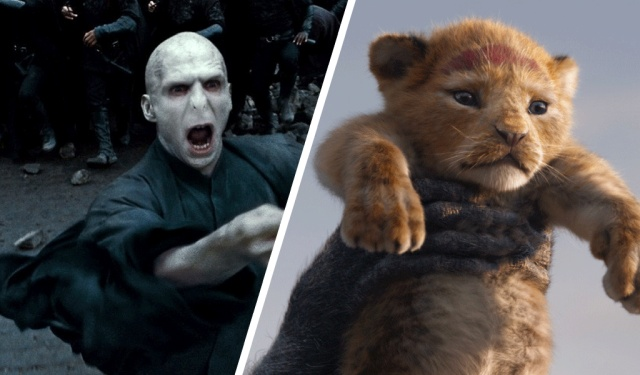 """""""Король Лев"""" смог побить рекорд """"Гарри Поттера"""" по премьерным сборам"""
