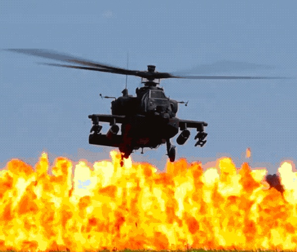 Гифки на военную и околооружейную тему (33 гифки)