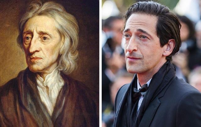 Двойники известных людей (12 фото)