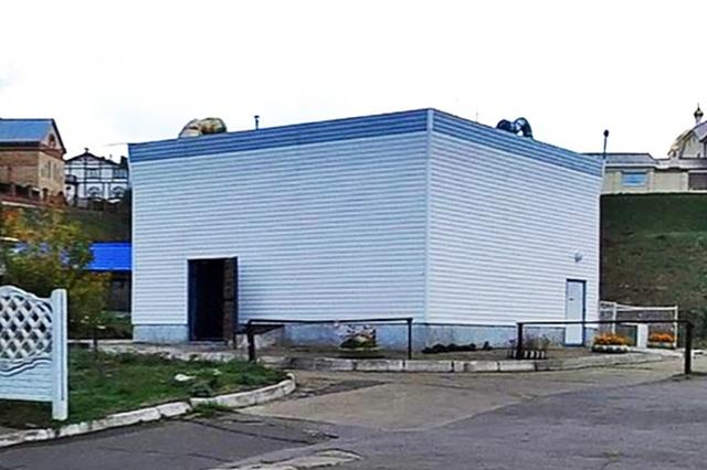 Креативное решение архитекторов в Нижнекамске (3 фото)