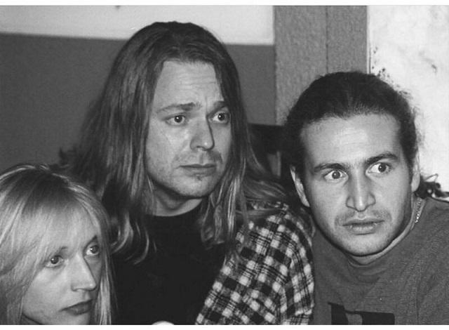 Российские знаменитости в 1990-е годы (15 фото)