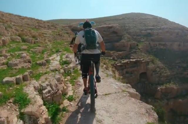 Неудачное завершение экстремальной велопрогулки
