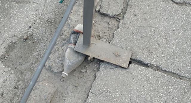 В Новосибирске придумали инновационную технологию для ремонта мостов (2 фото)