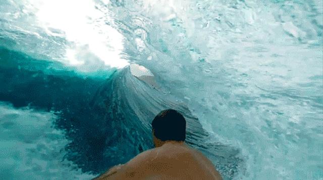 Мощь и красота воды (20 гифок)