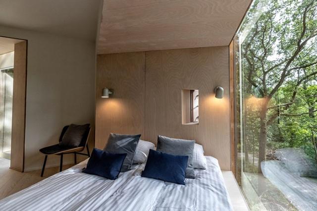 Уютный отель в Дании (16 фото)