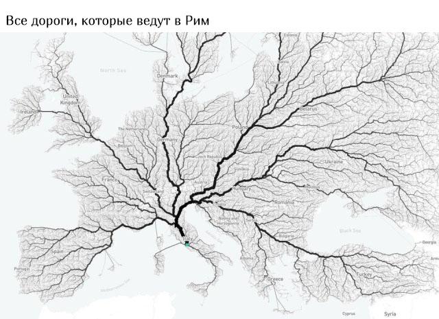 Необычные и интересные карты (20 фото)