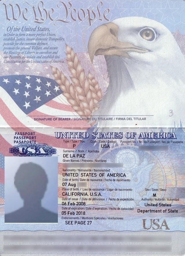 A világ legelegánsabb útlevelei (18 kép)