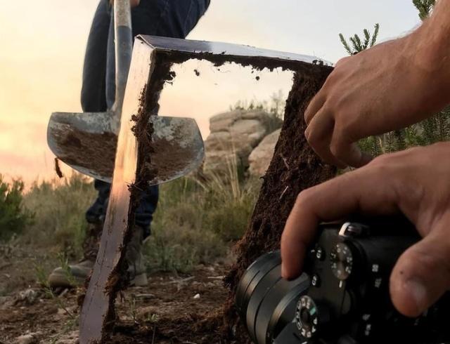 Когда фантазия фотографа на высоте (4 фото)