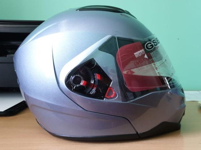 Мотоциклетный шлем до и после аэрографии (16 фото + видео)