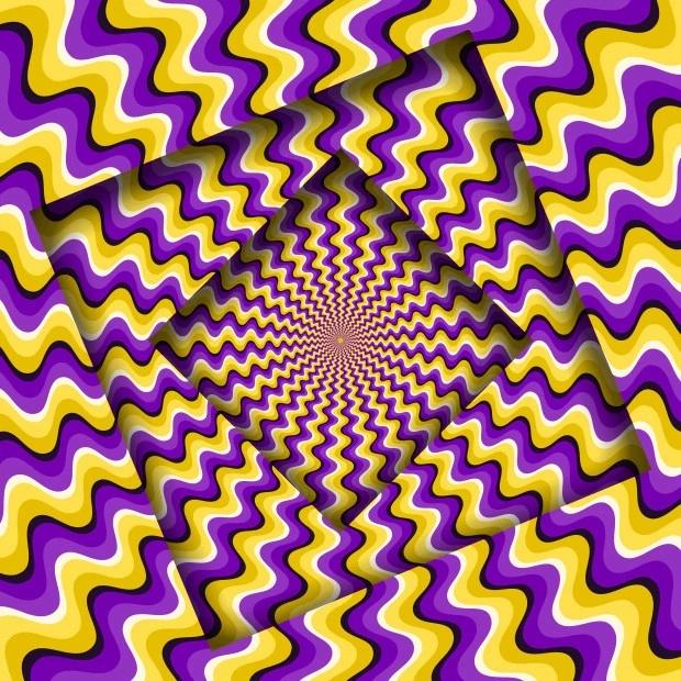 Оптические иллюзии: ваши глаза вас обманывают (16 фото)
