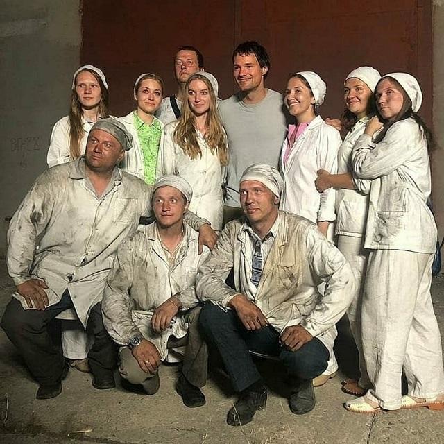 Данила Козловский снял фильм про Чернобыль (38 фото + видео)