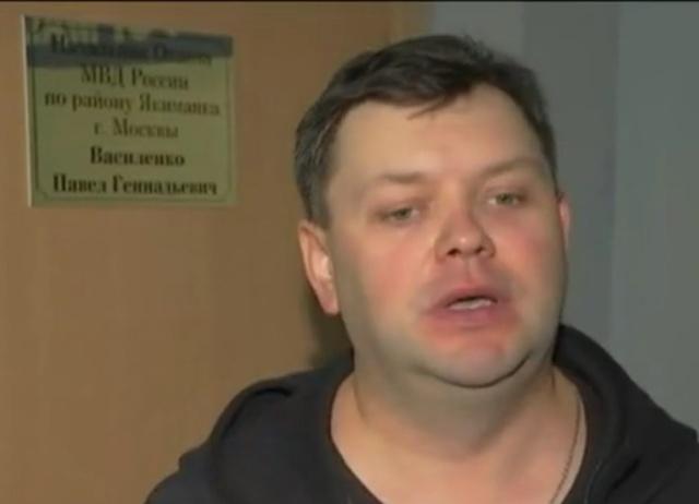 """Полиция задержала """"невменяемого сотрудника ГИБДД"""", который оказался актером Дмитрием Смолевым"""