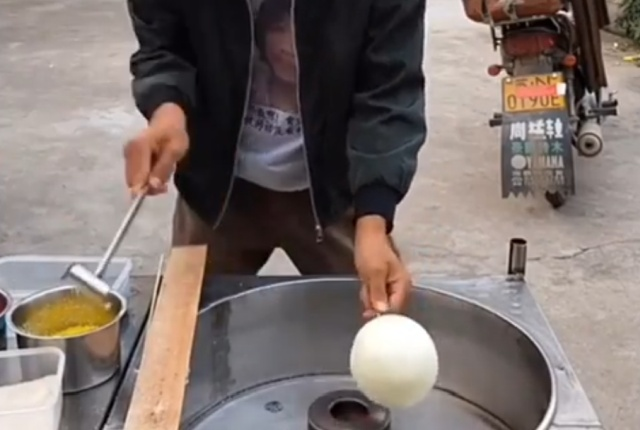 Когда изготовление сахарной ваты превращается в искусство