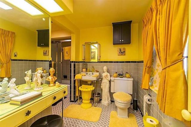 Агент по недвижимости публикует худший дизайн интерьеров (23 фото)